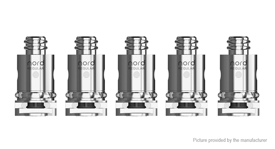 Product Image: 5pcs-authentic-smoktech-smok-nord-replacement-dc