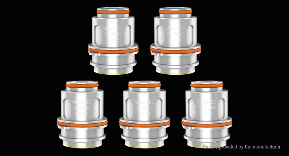 Product Image: authentic-zeus-replacement-z2-coil-units-5-pack