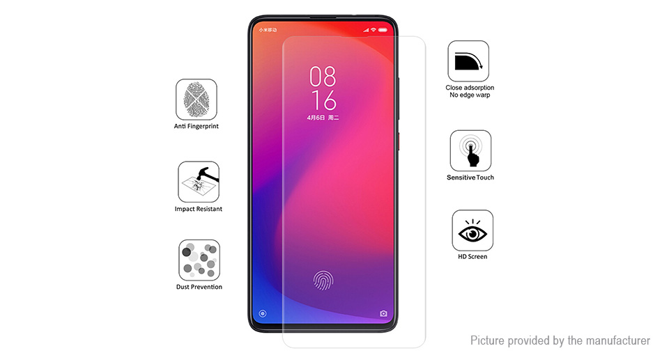 Hat.Prince 3D TPE + PET + TPU Screen Protector for Xiaomi Redmi K20/K20 Pro