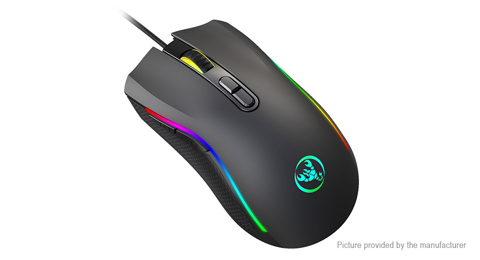Product Image: hxsj-a869rgb-usb-wired-optical-gaming-mouse