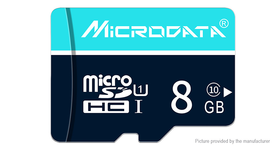 Product Image: microdrive-class-10-microsd-memory-card-64gb