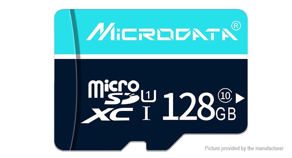 Product Image: microdrive-class-10-microsd-memory-card-128gb