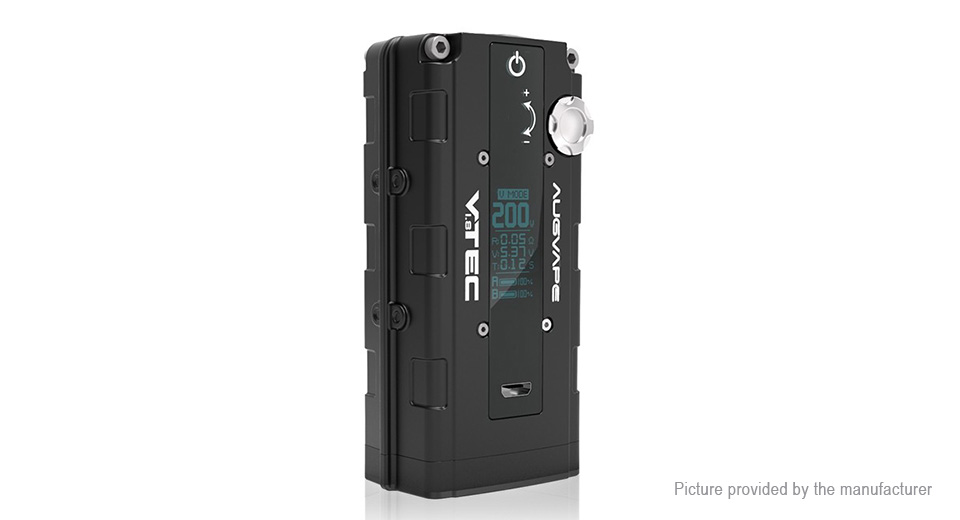 Product Image: authentic-augvape-vtec1-8-200w-vv-apv-box-mod