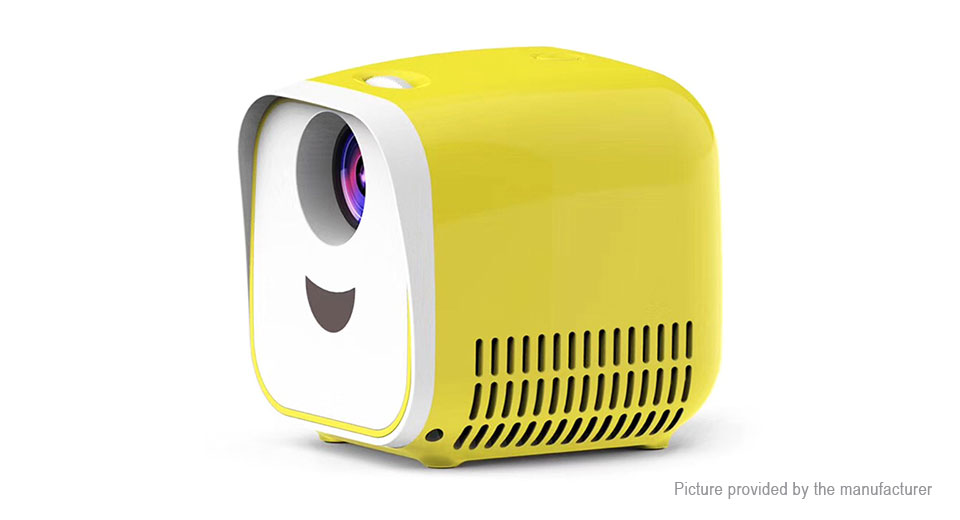 Product Image: vivibright-l1-led-projector-home-theater-eu