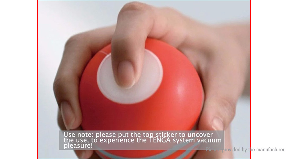 Authentic TENGA ABS Adult Male Masturbation Vacuum Cup