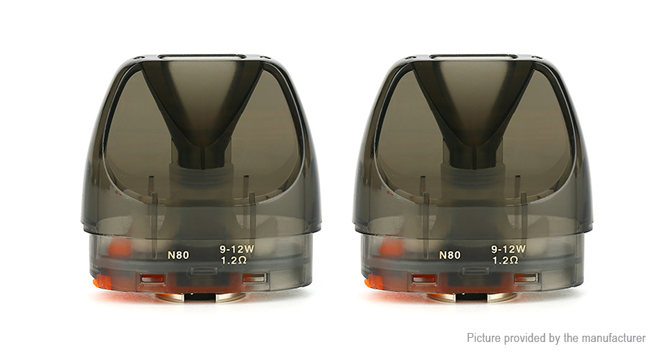 5 79 Free Shipping Authentic Geekvape Bident Replacement Pod B2 N80 Cartridge 2 Pack Bident Pod B2 N80 3 5ml 1 2ohm 2 Pack At M Fasttech Com Fasttech Mobile