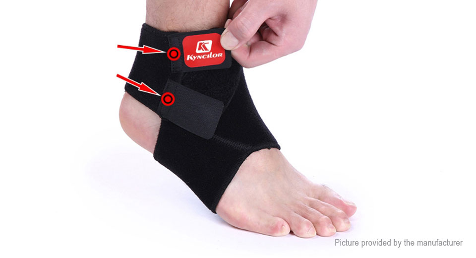 Kyncilor Ankle Support Brace Ankle Guard Protector (Size XL)