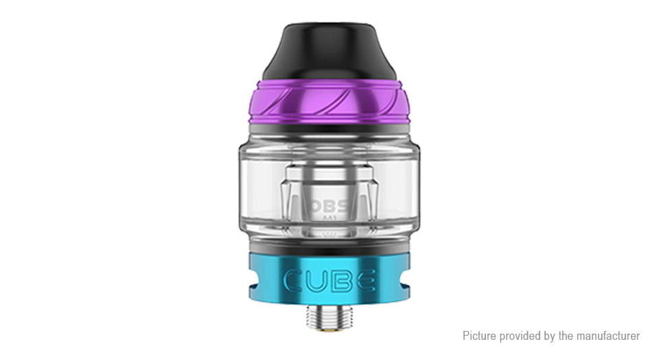 Product Image: authentic-obs-cube-sub-ohm-tank-clearomizer