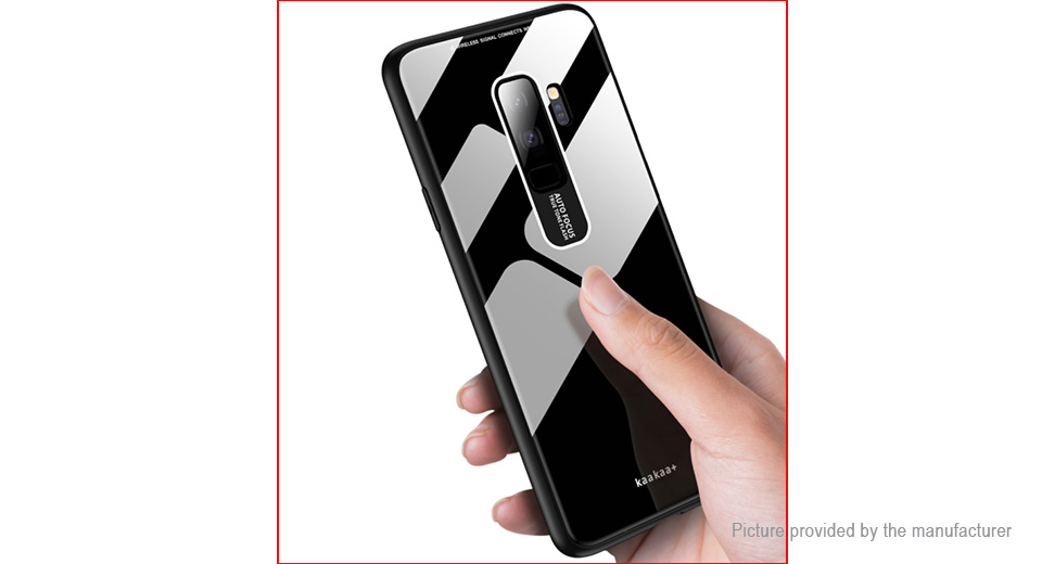 Mirror TPU Protective Case Cover for Samsung Galaxy S9