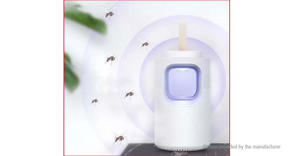 P13 USB Rechargeable Night Light UV LED Mosquito Killer Repellent Trap Lamp