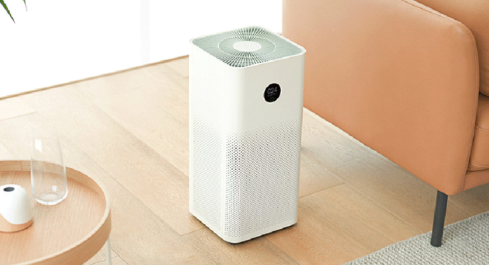 Authentic Xiaomi MiJia Smart Air Purifier 3