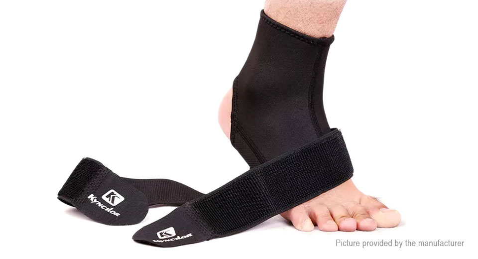 Kyncilor Ankle Support Brace Ankle Guard Protector (Size M)