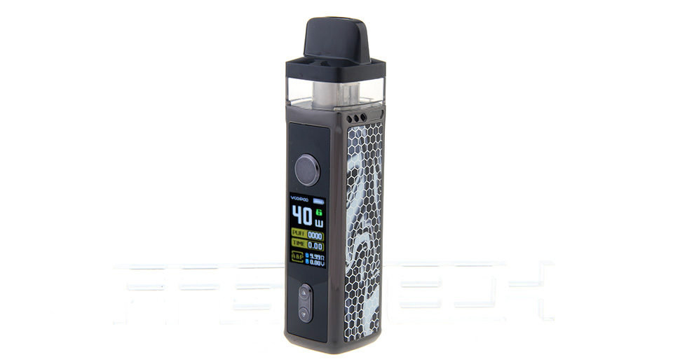 Authentic VOOPOO VINCI 40W 1500mAh VW Pod System Starter Kit (Standard Edition)