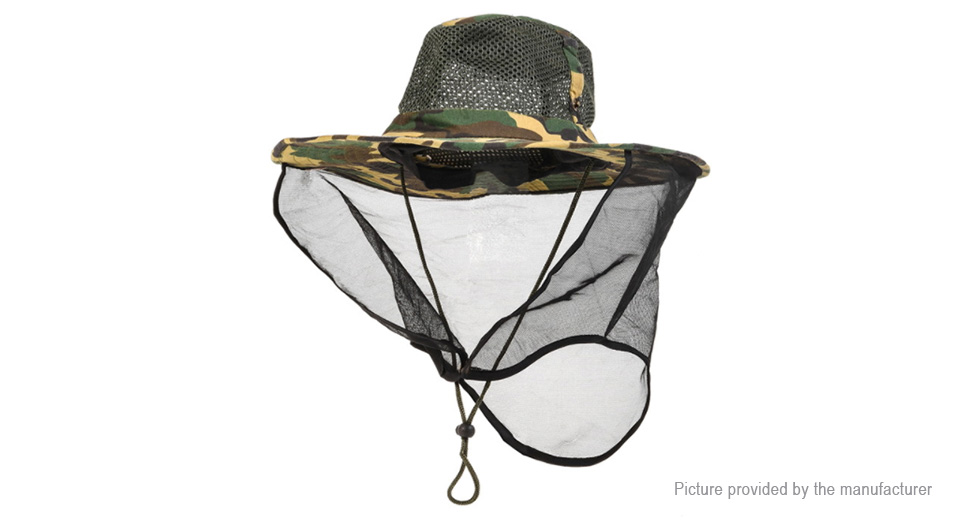 Product Image: outdoor-fishing-camouflage-anti-mosquito-mesh