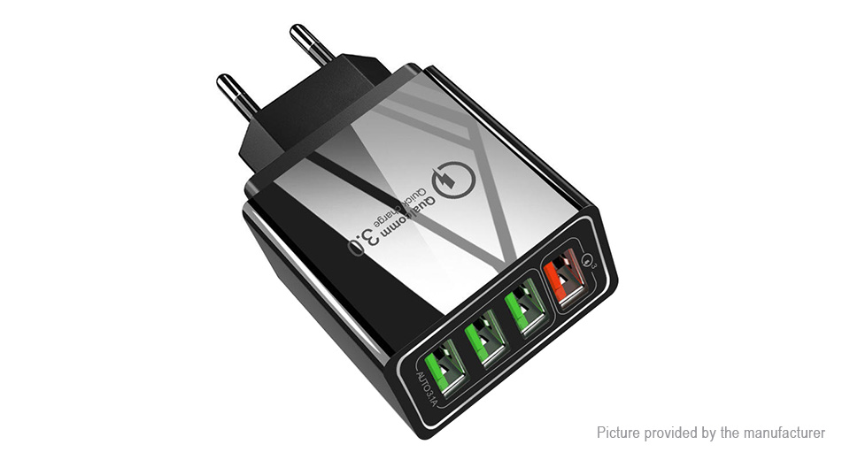 Product Image: olaf-qc-04-4-port-usb-travel-wall-charger-power