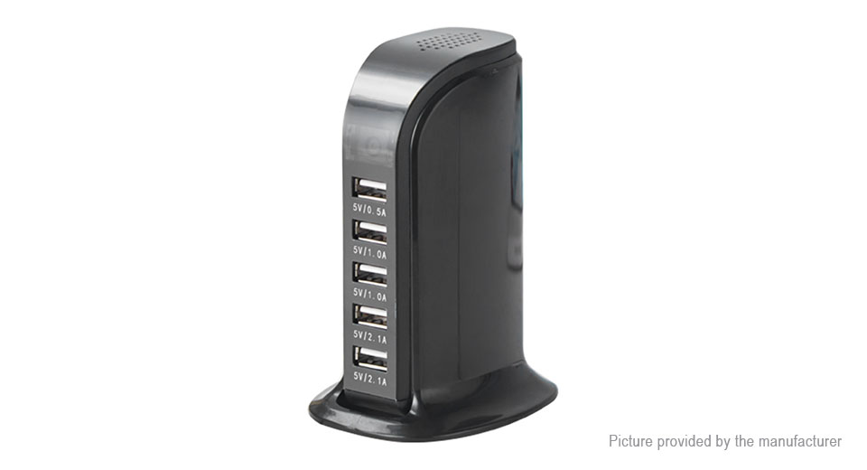 Product Image: 2-in-1-desktop-5-port-usb-charger-1080p-hd-wifi