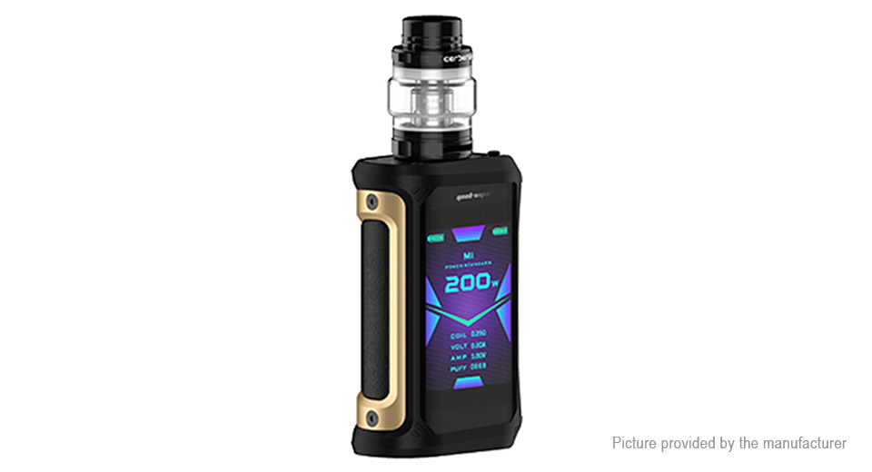 Product Image: authentic-geekvape-aegis-x-200w-tc-vw-apv-box-mod