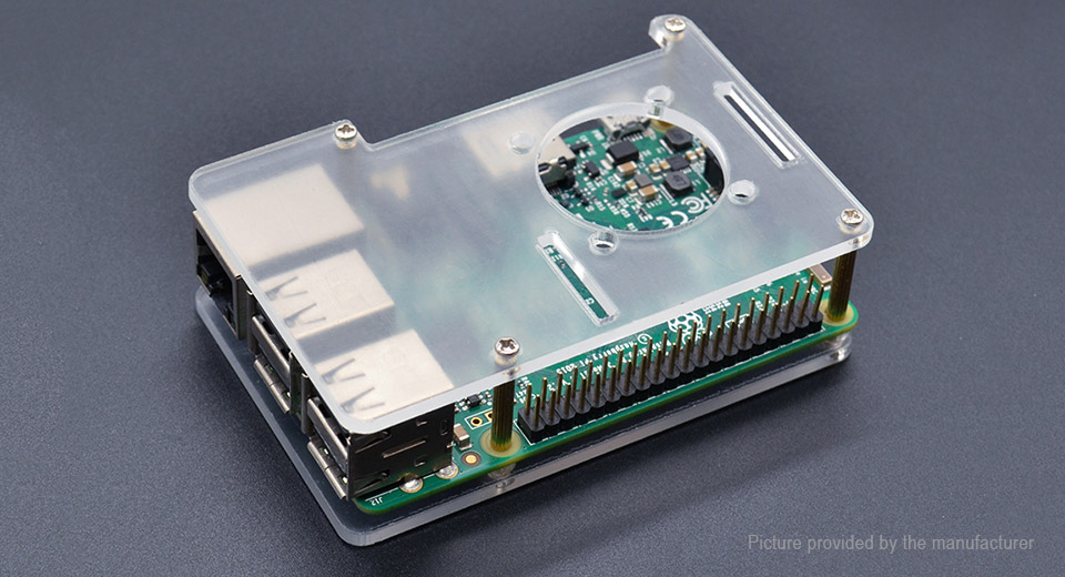 Product Image: double-layer-acrylic-protective-enclosure-case