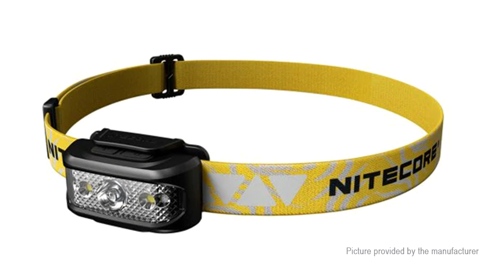 Product Image: authentic-nitecore-nu17-usb-led-headlamp