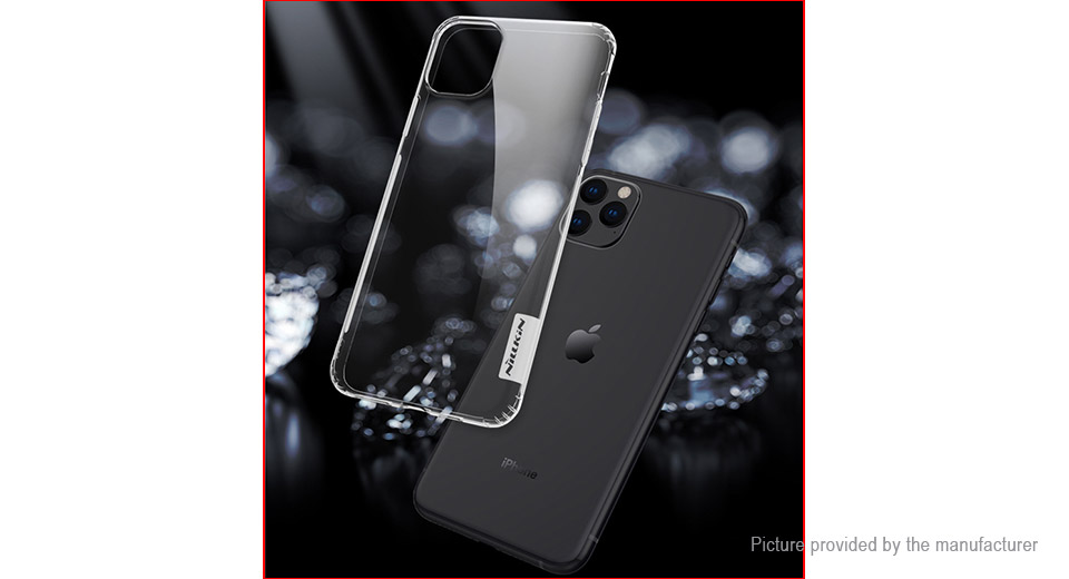 Nillkin Nature Series TPU Protective Back Case Cover for iPhone 11 Pro