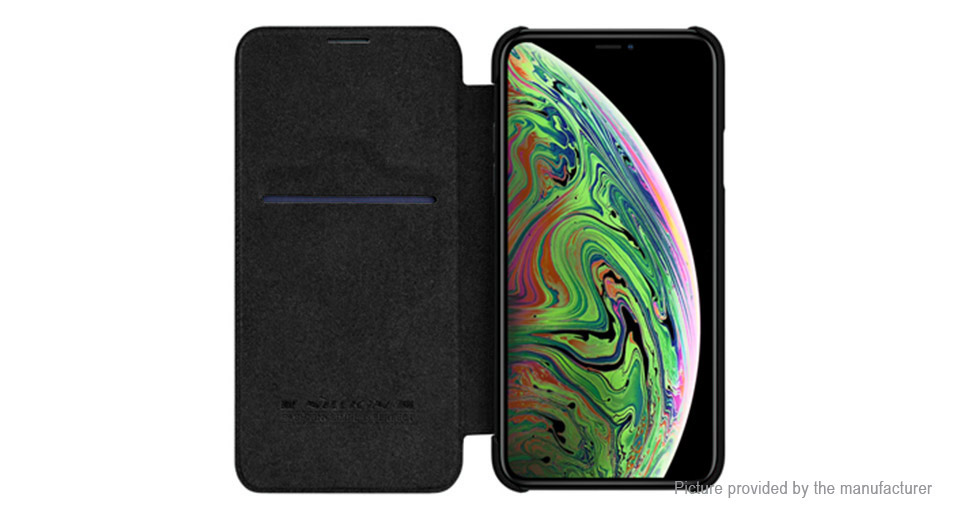 Nillkin Qin Series Flip-open Protective Case Cover for iPhone 11 Pro