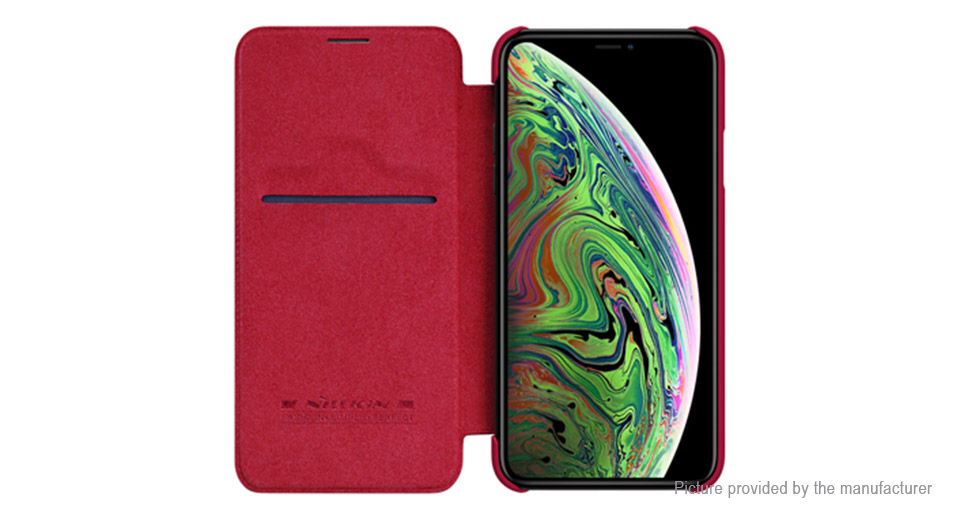 Nillkin Qin Series Flip-open Protective Case Cover for iPhone 11 Pro Max