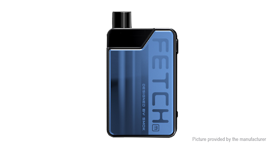 Authentic Smoktech SMOK FETCH MINI 1200mAh 40W VW Pod System Starter Kit