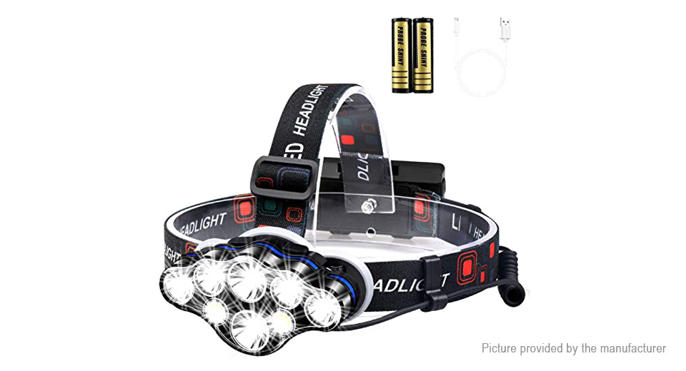 Product Image: outdoor-portable-cob-led-headlamp-set