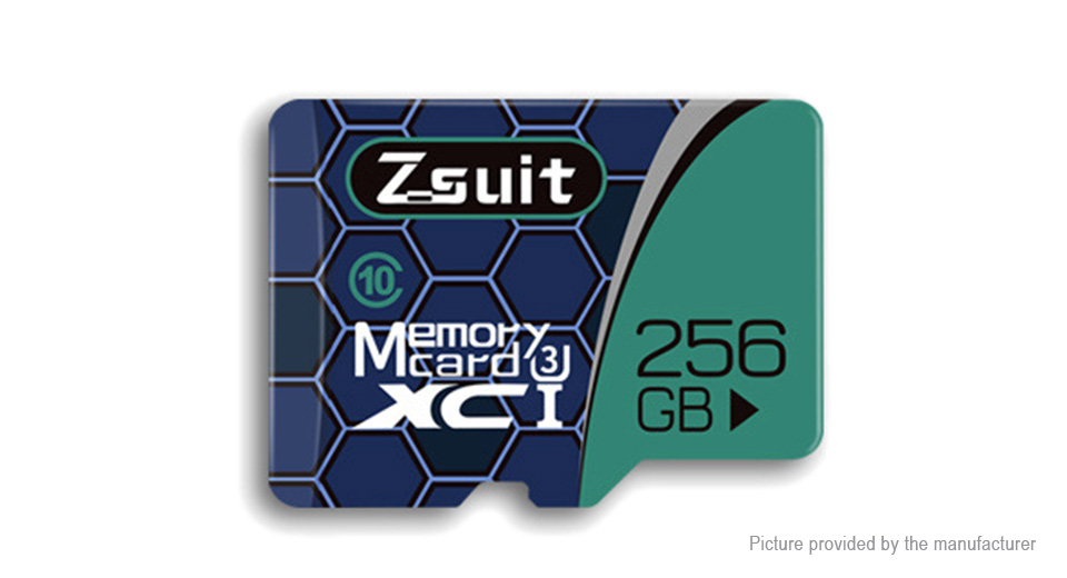 Product Image: z-suit-class-10-high-speed-microsd-memory-card