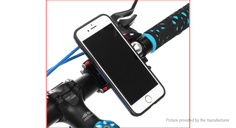 BENGGUO MTB Bicycle Motorcycle Handlebar Mount Cell Phone Holder