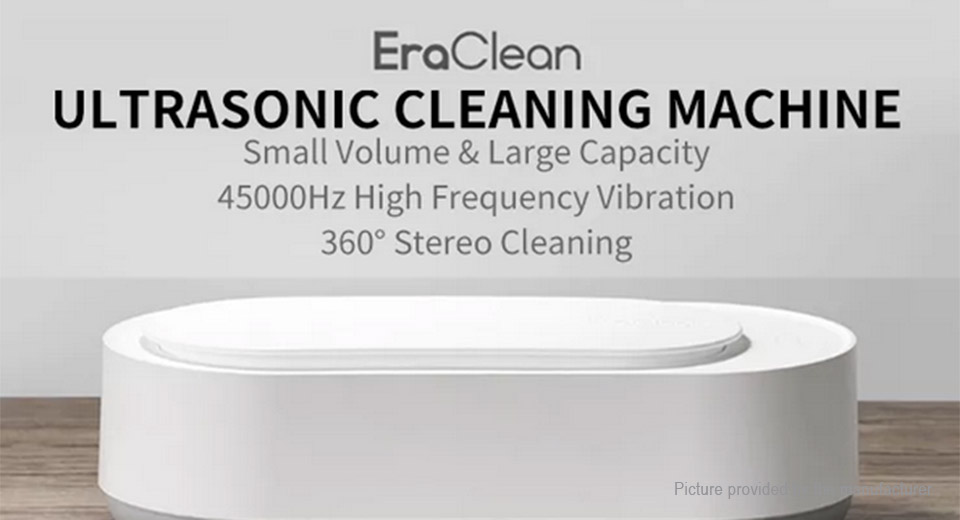 Authentic Xiaomi Youpin EraClean Ultrasonic Cleaner Washing Cleaning Machine