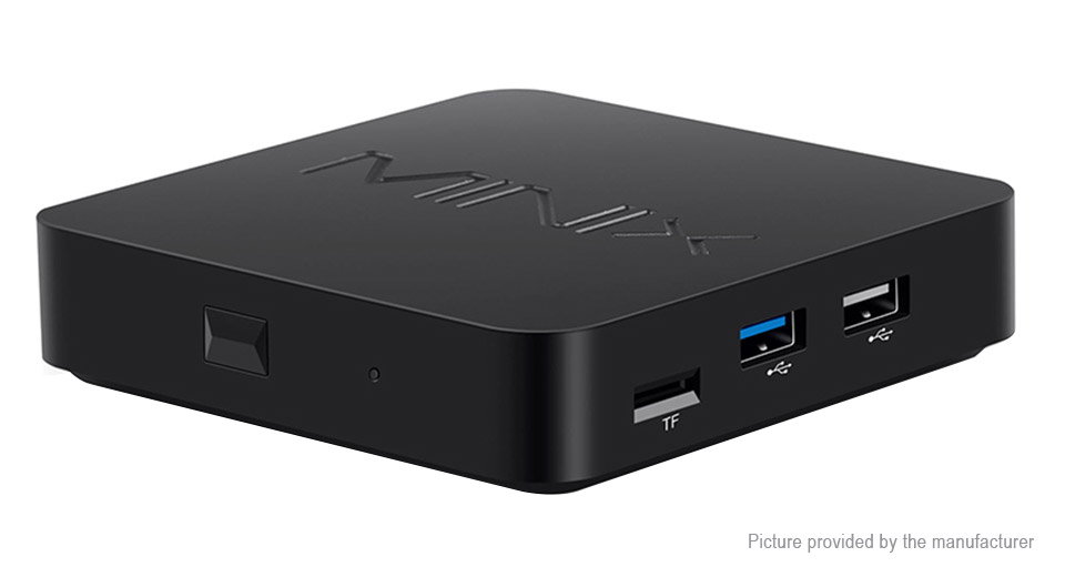 MINIX NEO T5 Quad-Core Pie TV Box (16GB/UK)