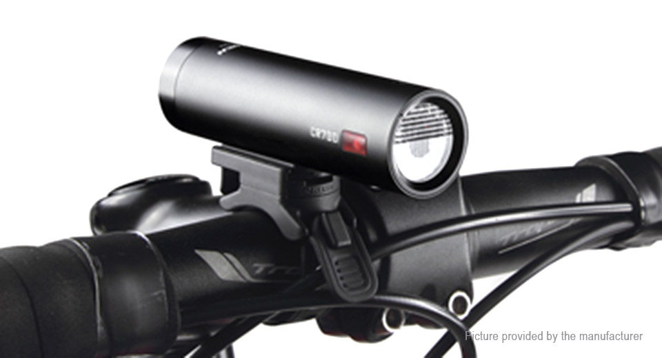 Ravemen CR700 USB Rechargeable LED Road Bike Bicycle Front Light