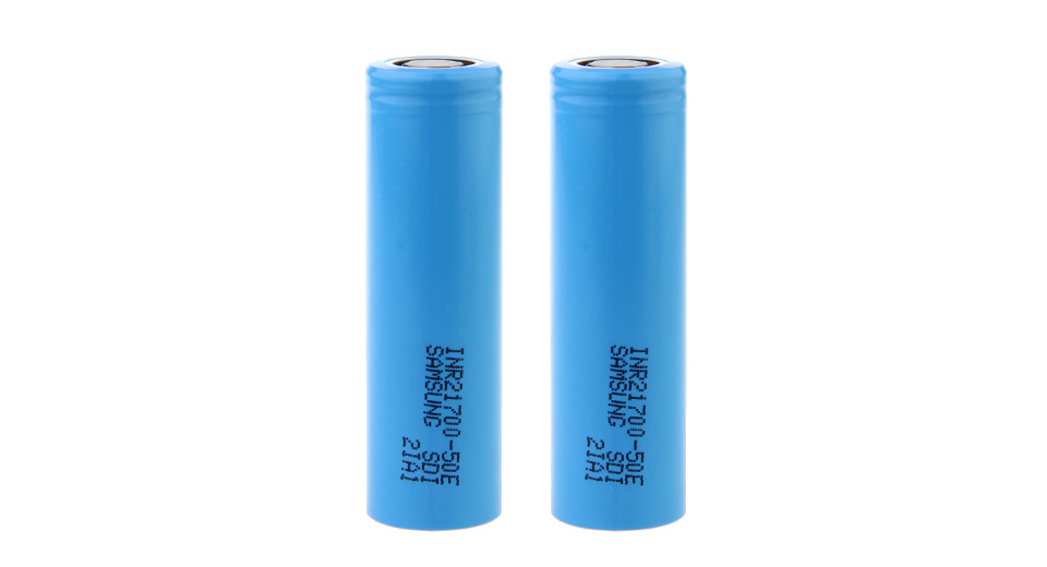 Product Image: inr21700-50e-3-7v-5000mah-rechargeable-battery-2