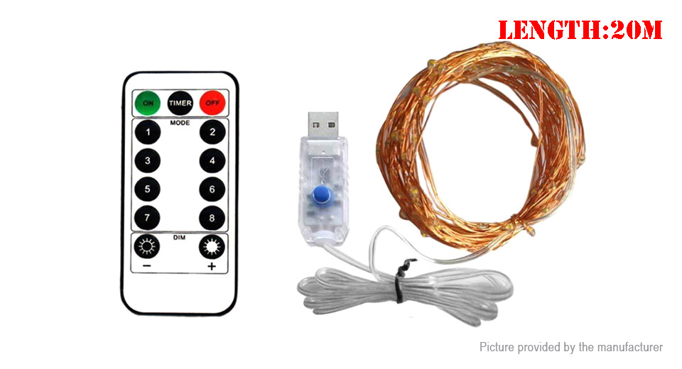 Product Image: usb-powered-led-string-light-christmas-party