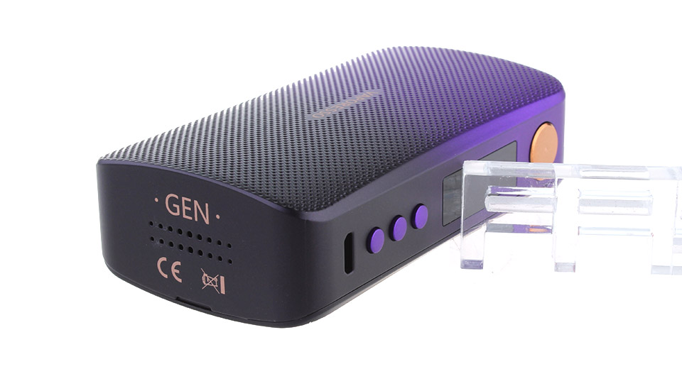 Authentic GEN 220W VW TC APV Box