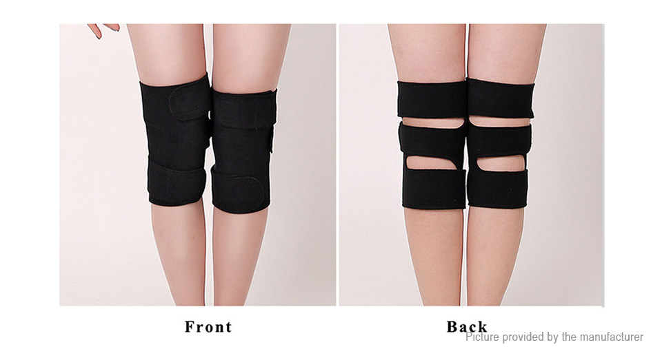 Sports Self-heating Thickening Kneepads Knee Support (2-Pack)