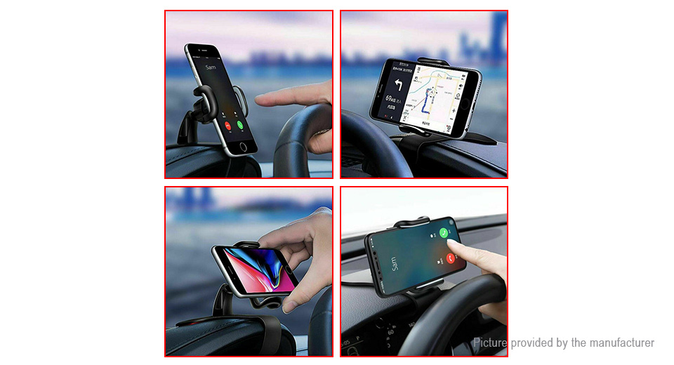 Maikou Car Dashboard Air Vent Mount Cell Phone Holder Stand