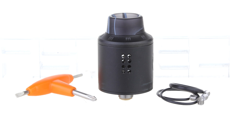 Authentic DOVPO Variant RDA Rebuildable Dripping Atomizer