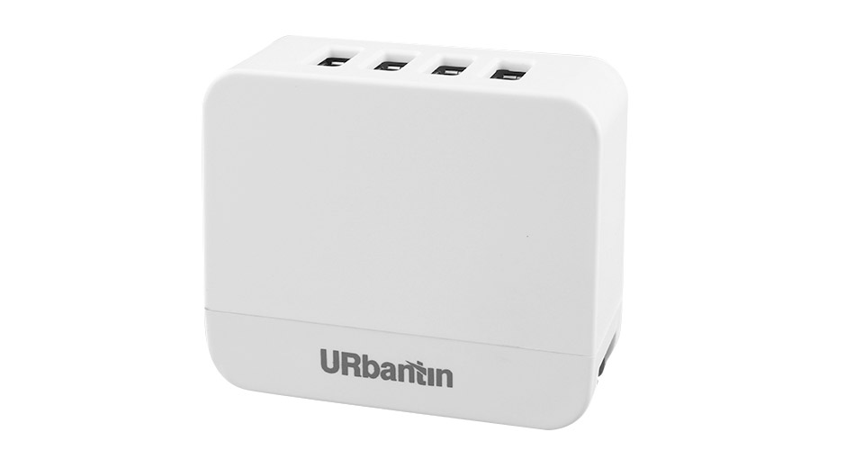 Product Image: urbantin-f04-4-port-usb-charger-power-adapter-us