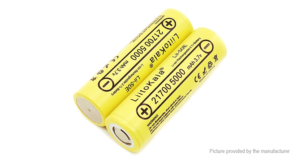 Product Image: authentic-liitokala-lii-50e-21700-3-7v-5000mah-li