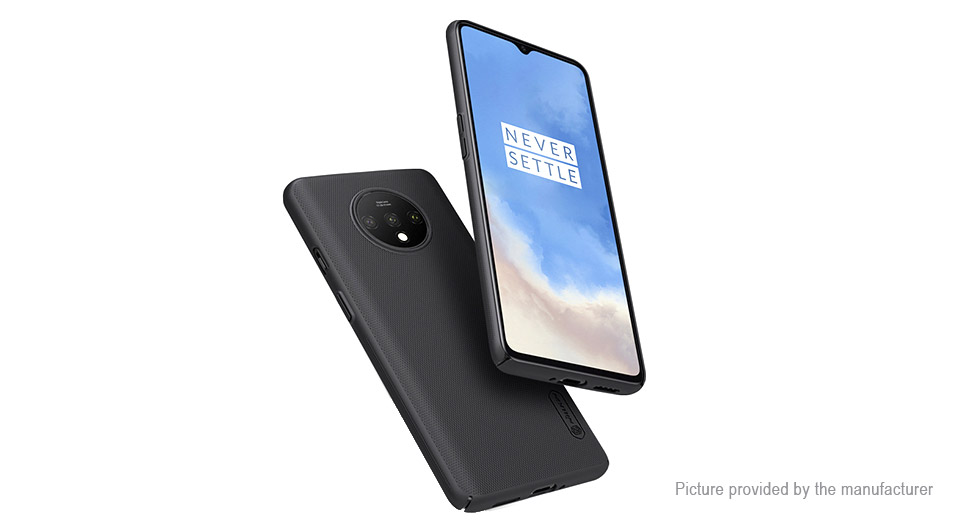 Nillkin Frosted Shield PC Protective Back Case for OnePlus 7T