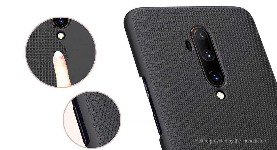 Nillkin Frosted Shield PC Protective Back Case for OnePlus 7T Pro