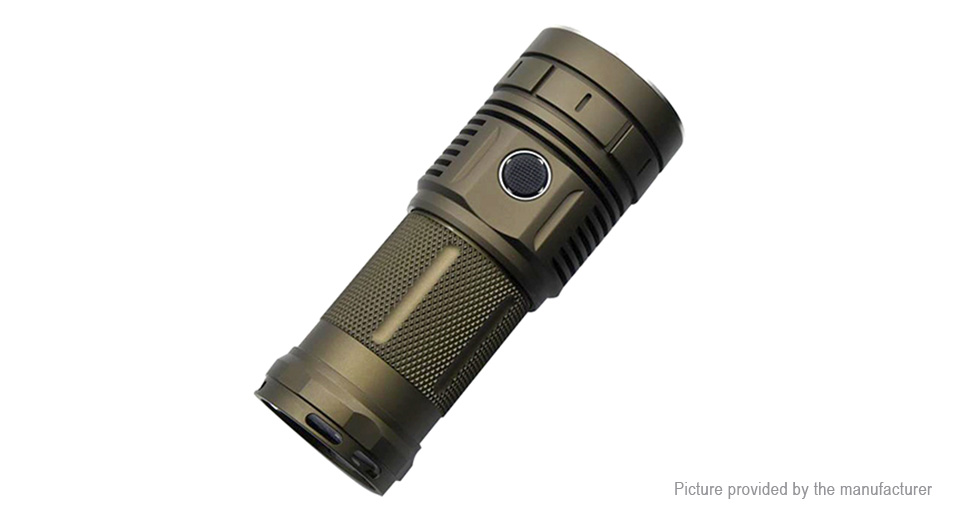 Authentic HaikeLite HK04 Anduril UI Super Bright LED Flashlight