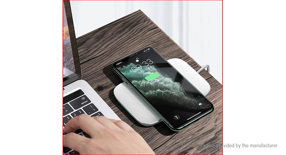 Authentic Baseus Qi Inductive Wireless Charger Stand Holder