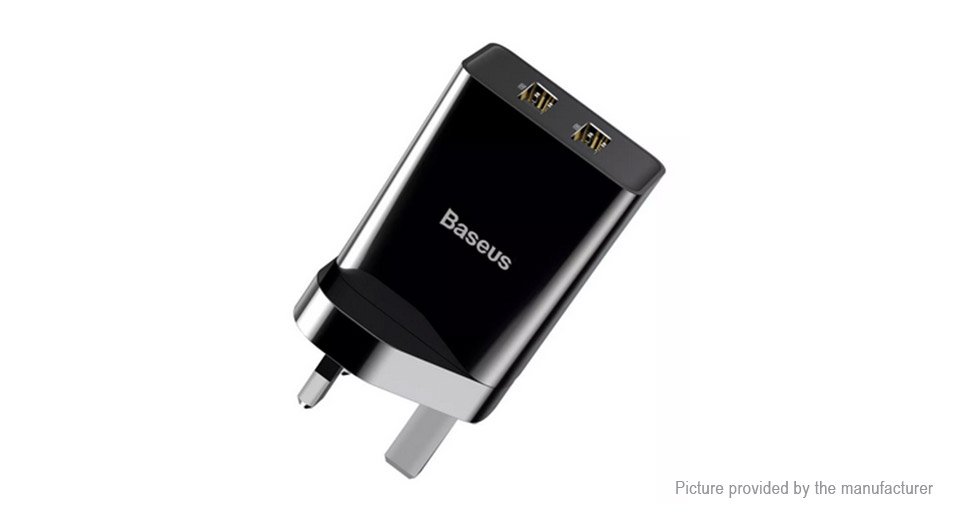 Product Image: authentic-baseus-dual-usb-wall-charger-travel