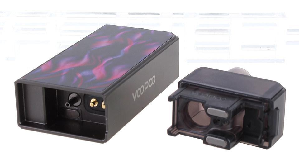 Authentic VOOPOO Navi 40W 1500mAh VW Pod System Starter Kit (Standard Edition)