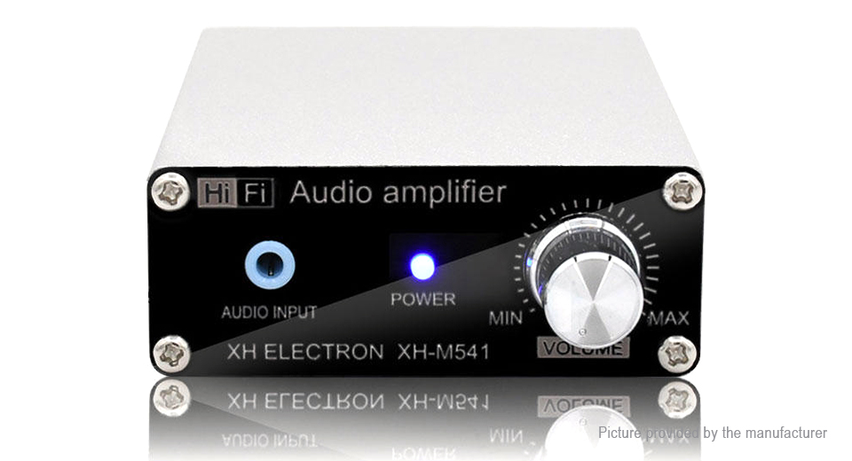 Product Image: xh-m541-200w-digital-stereo-audio-power-amplifier