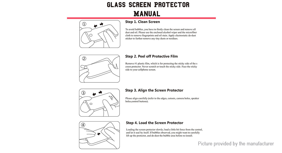 Hat.Prince Screen Protector for Xiaomi Redmi Note 8 Pro