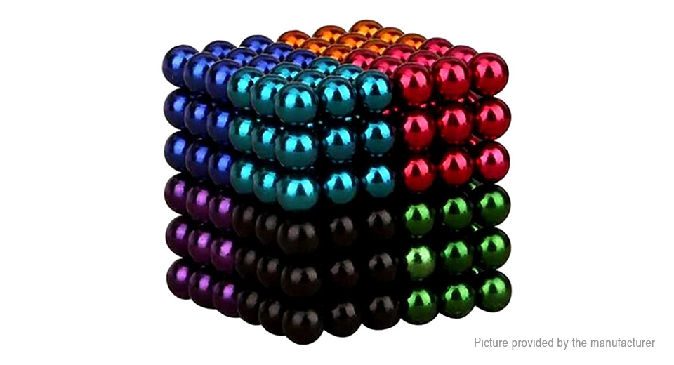 Product Image: 8-color-n35-neodymium-magnet-spheres-3d-puzzle